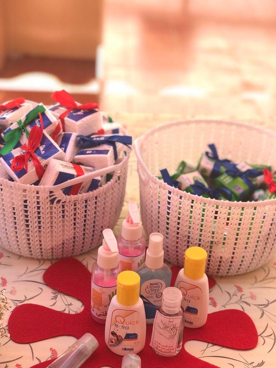 تفعيل اليوم العالمي لغسل اليدين في ابتدائية النخبة بنات